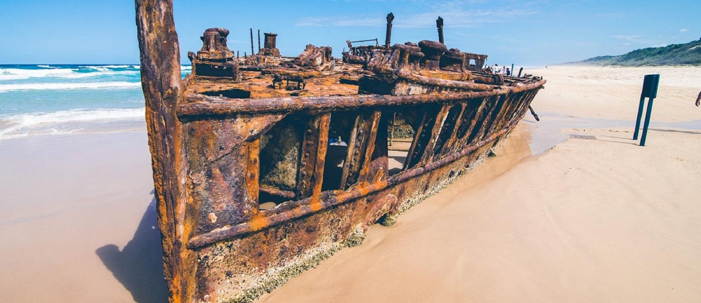 Explorer tours Fraser Island